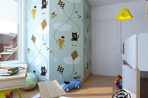 chambre d'enfants 2