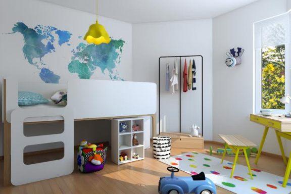 chambre d'enfants 3